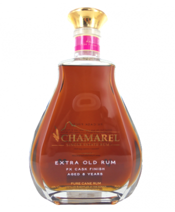 Rhum Chamarel Extra Old 45%