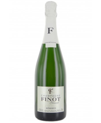 Champagne Gérard Finot Brut...