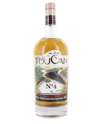 Rhum Toucan n°4 - 40%