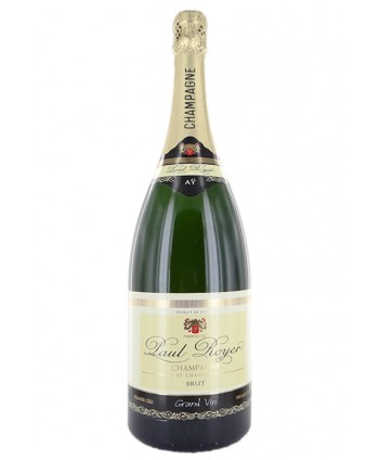 MAGNUM Champagne Paul Royer...