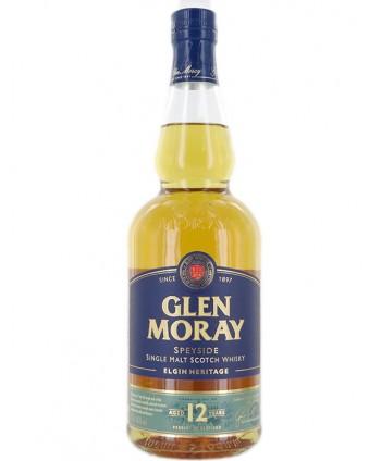 Whisky Glen Moray 12 ans 40%