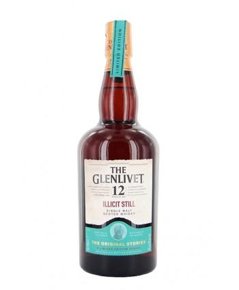 Whisky The Glenlivet 12 ans...