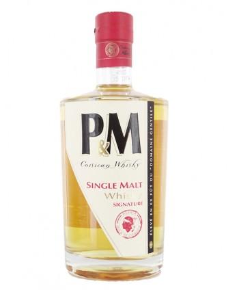 Whisky Corse P&M Single...