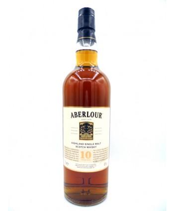 Whisky Aberlour 10 ans 40%