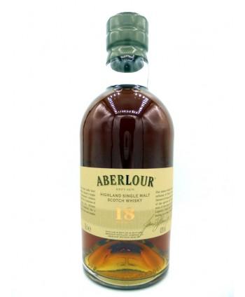 Whisky Aberlour 18 ans 43%