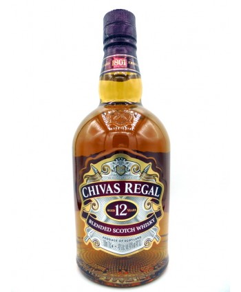 Whisky Chivas Regal 12 ans 40%