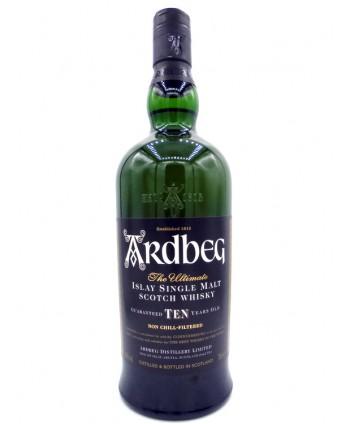 Whisky Ardbeg 10 ans 46%