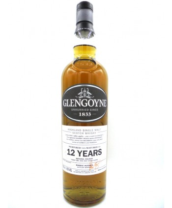Whisky Glengoyne 12 ans 40%