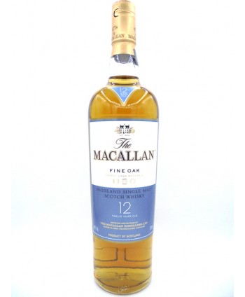 Whisky The Macallan 12 ans...