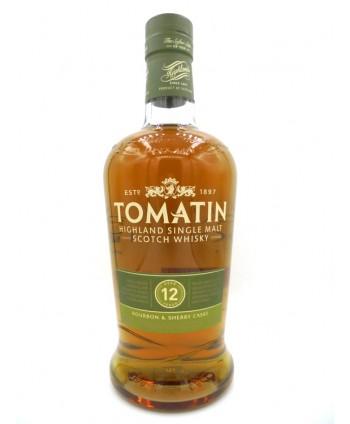 Whisky Tomatin 12 ans 43%