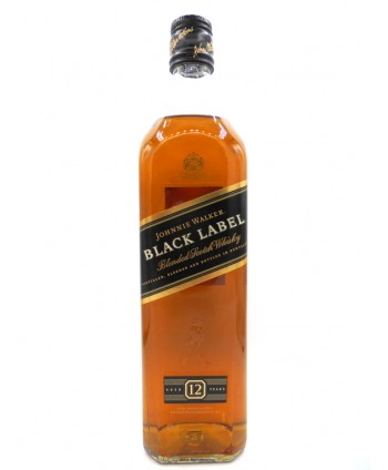Whisky Johnnie Walker Black...