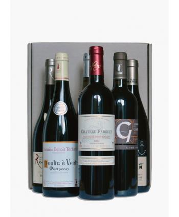 Box 6 bouteilles