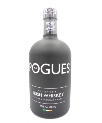Whisky The Pogues 40%