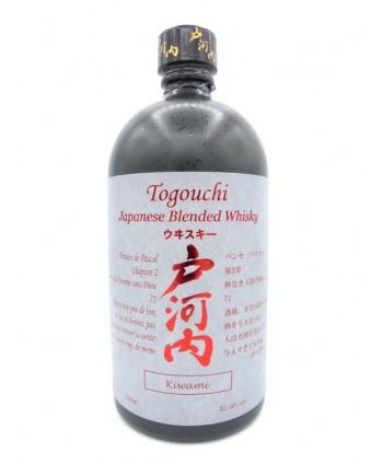 Whisky Togouchi Kiwami 40%