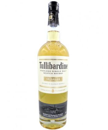 Whisky Tullibardine...