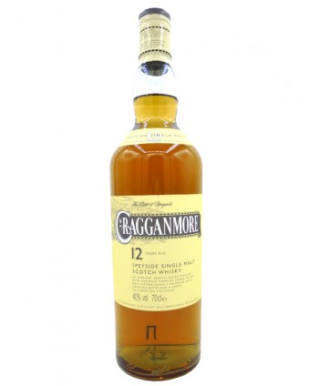 Whisky Cragganmore 12 ans 40%