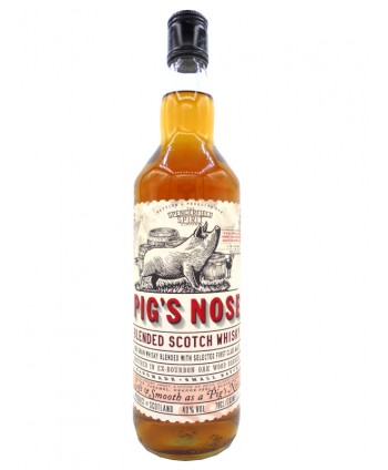 Whisky Pig's Nose 40%