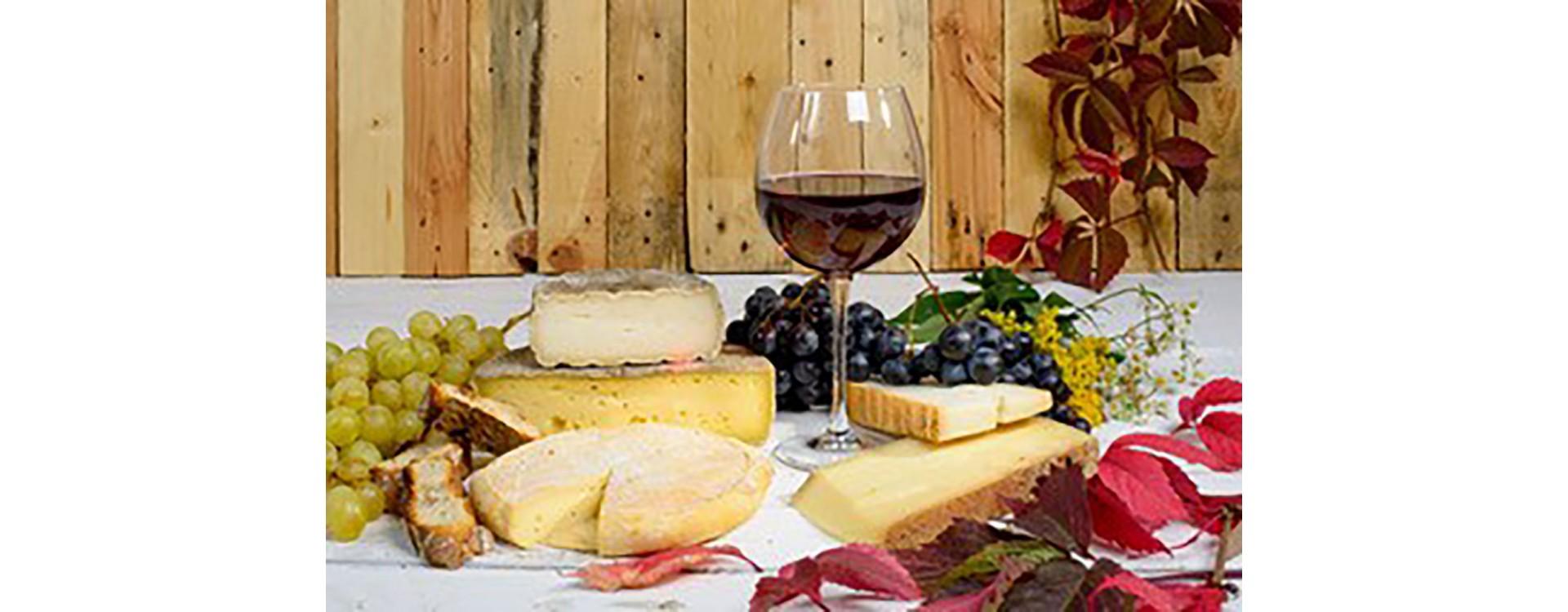 Vins et fromages de Savoie